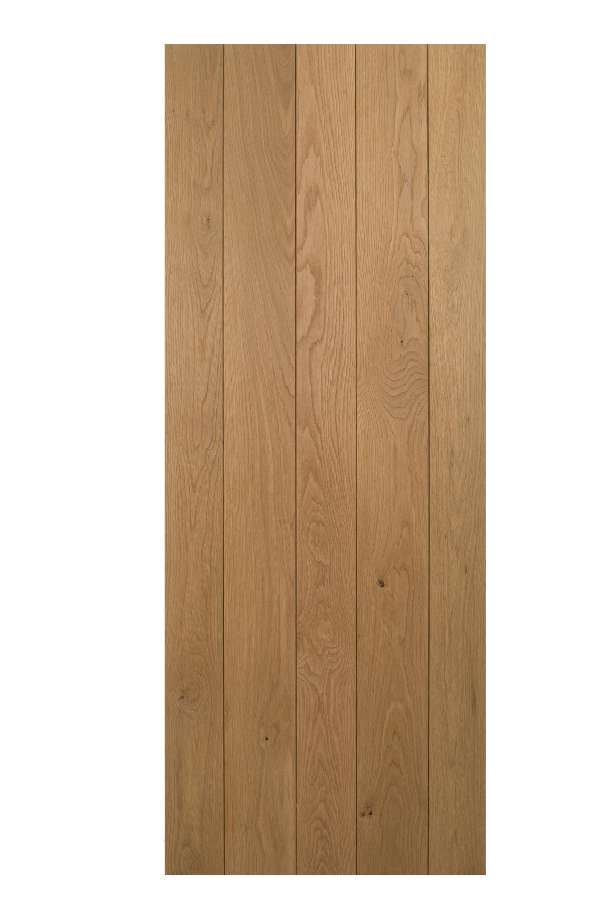 Solid oak 3 ledged abbey cottage door blueprint cottage for Solid oak doors