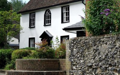 Solid Oak Cottage Doors