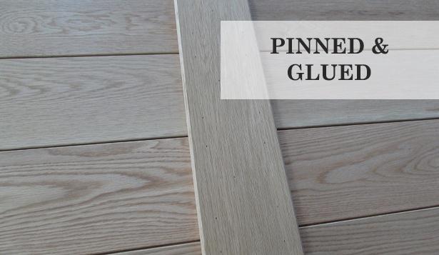 Pinned & Glued Cottage Doors