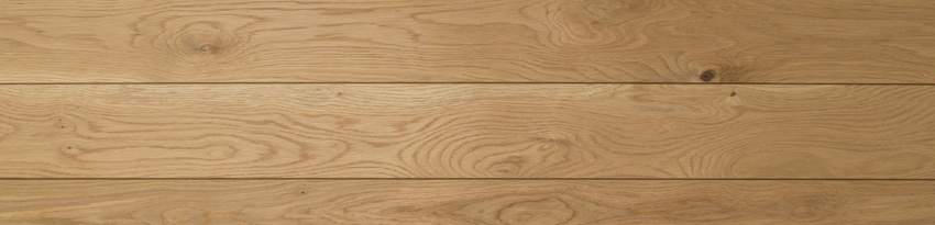 Solid Oak Ovolo Skirting Boards and Architrave Sets created using character grade timber.