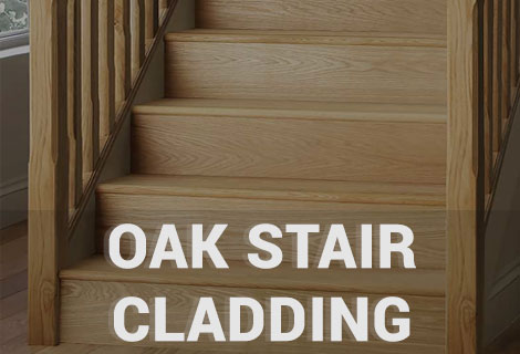 Click here to view our range of cottage style stair treads and risers.