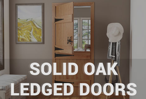 Click here to view our range of cottage style oak internal and external doors.